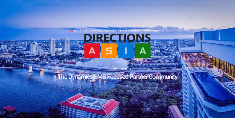 Microsoft Directions Asia 2018