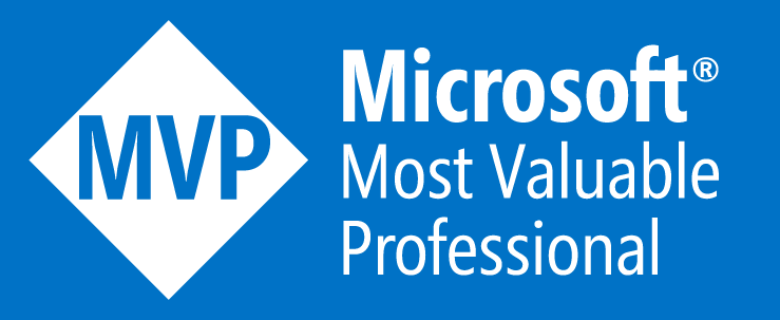Новая награда Microsoft Most Valuable Professional