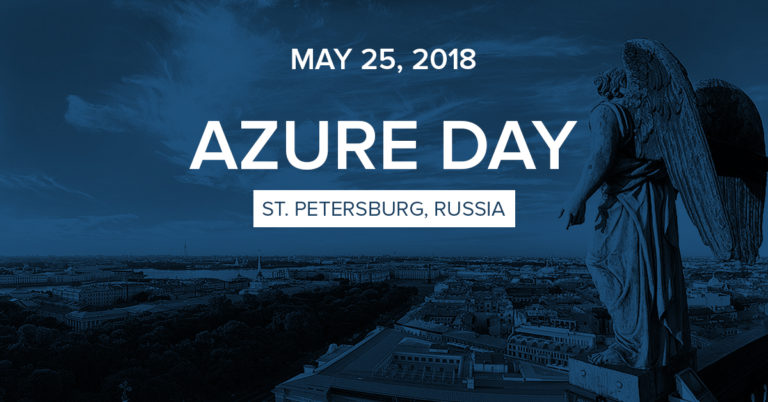 azure day russia 2018