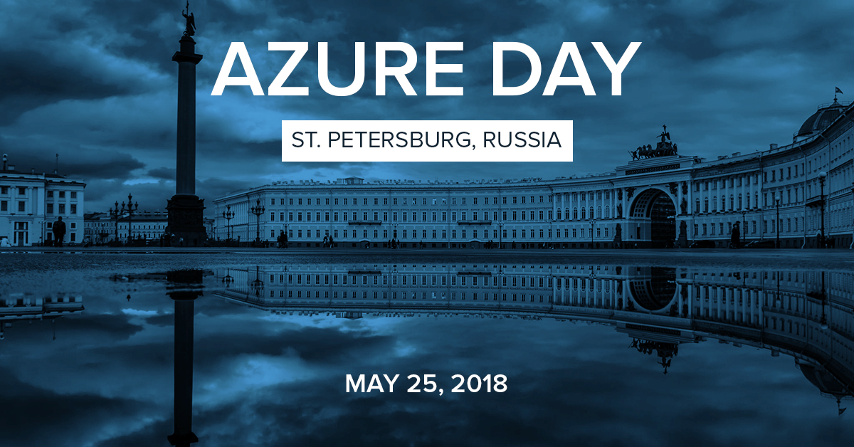 Azure Day St Petersburg