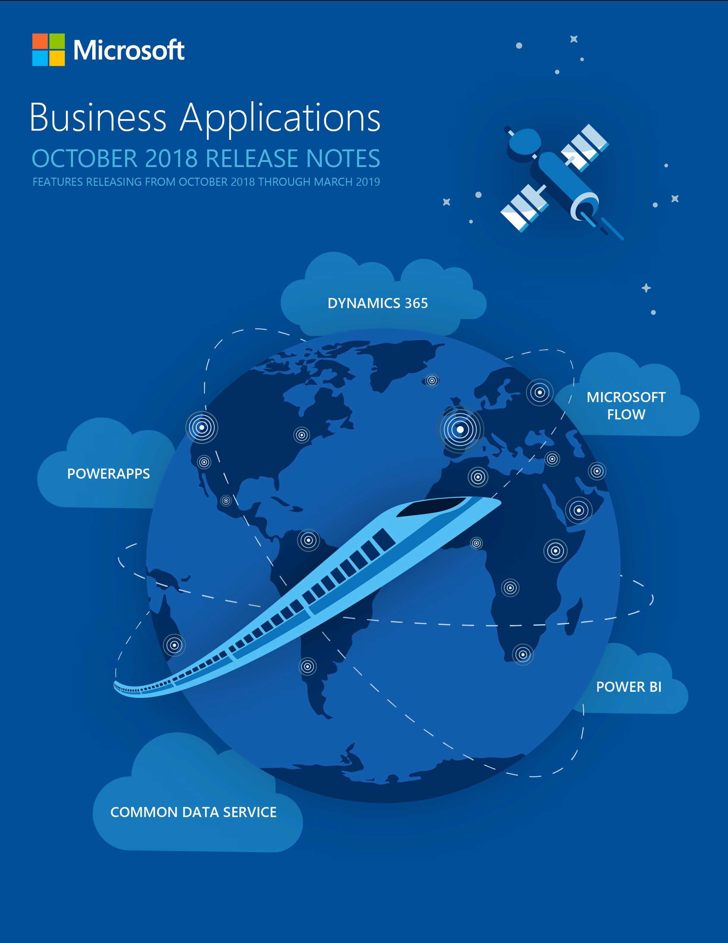 Business Applications release overview, October 2018 – Awara IT