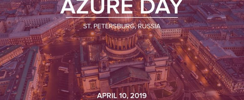 10.04 | Azure Day Russia
