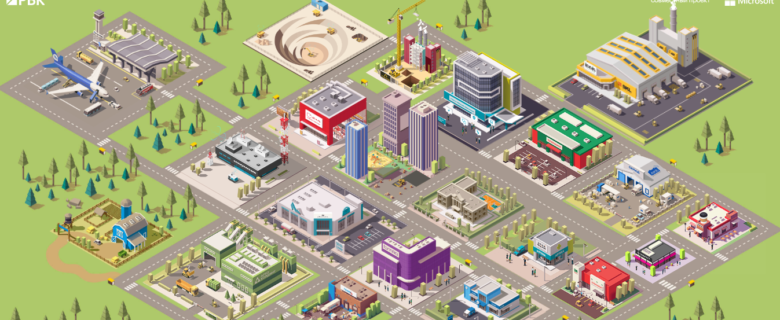 City of innovations: RBC and Microsoft project