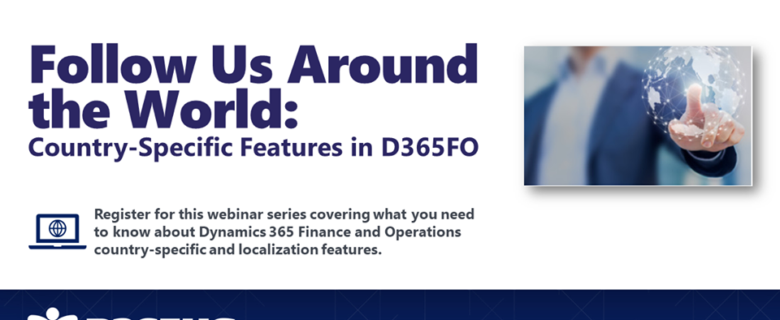 Dynamics 365 FO Country-Specific Features in Russia